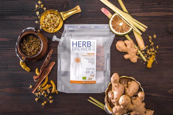 Herb brewer Beauty